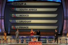 Mundial de Sudáfrica: previa y calendario del Grupo A