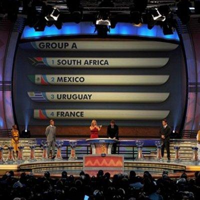 Mundial de Sudáfrica 2010 - Grupo A