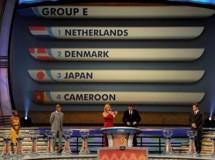 Mundial de Sudáfrica: previa y calendario del Grupo E