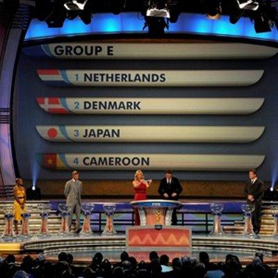 Mundial de Sudáfrica 2010 - Grupo E