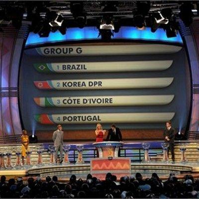 Mundial de Sudáfrica 2010 - Grupo G