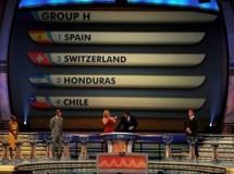 Mundial de Sudáfrica: previa y calendario del Grupo H, el grupo de España
