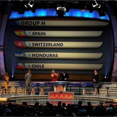 Mundial de Sudáfrica 2010 - Grupo H