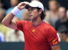 Copa Davis España-Francia: Llodra logra segundo punto tras vencer a Verdasco en cuatro sets