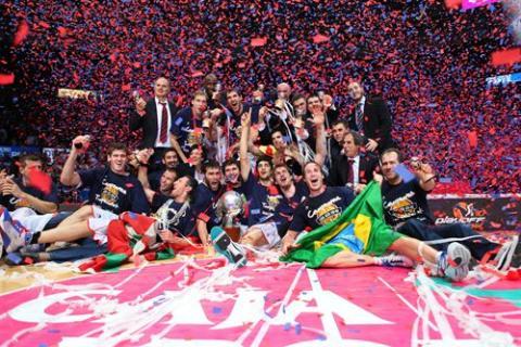 Caja Laboral defendera su titulo de campeon ACB la proxima temporada