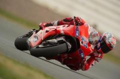 GP de EEUU de motociclismo: Stoner comienza mandando en los libres de Laguna Seca, Lorenzo fue segundo