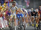 Tour de Francia 2010: Cavendish logra la cuarta victoria en una jornada de transición