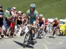 Tour de Francia 2010: la cadena de Schleck viste de amarillo a Contador
