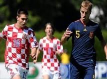 Europeo sub 19: España debuta con una trabajada victoria ante Croacia