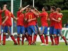 Europeo sub 19: España derrota a Italia y jugará las semifinales contra Inglaterra