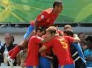 Europe sub 19: España derrota a Portugal con Dani Pacheco como protagonista