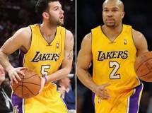 NBA: Derek Fisher se quedará en los Lakers, Jordan Farmar se marcha a los Nets