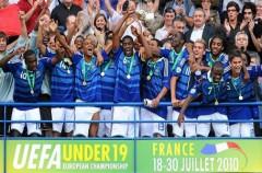Europeo sub 19: España cae en la final ante Francia por un marcador de 2-1