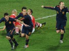 Mundial de Sudáfrica: España gana por 1-0 a Paraguay y jugará semifinales ante Alemania