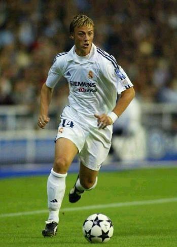 Guti deja el Real Madrid tras mas de dos decadas como madridista