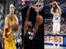 NBA: los Heat se refuerzan con Udonis Haslem, Mike Miller y Zydrunas Ilgauskas