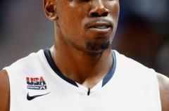 Mundobasket de Turquía: Estados Unidos desvela su lista de convocados con Kevin Durant como líder