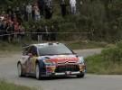 Rally de Bulgaria: Loeb, más líder tras la segunda jornada con Sordo y Solberg luchando por la segunda posición