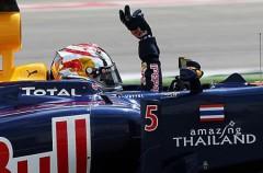 GP de Alemania de Fórmula 1: Vettel logra su primera pole en Hockenheim por dos milésimas