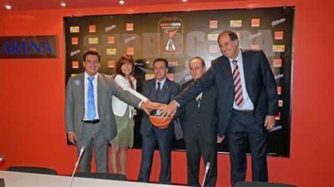 La Supercopa ACB 2010 sera en Vitoria