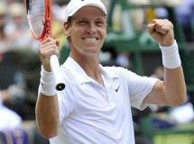 Wimbledon 2010: Tomas Berdych se deshace de Novak Djokovic y es el primer finalista