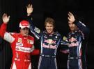 GP de Hungría de Fórmula 1: Vettel logra su séptima pole por delante de Webber y Alonso
