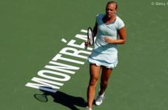 Montreal 2010: Safina y Rezai a segunda ronda; Anabel Medina Garrigues eliminada