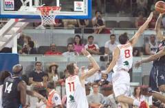 Preparación Mundobasket de Turquía: España pierde 86-85 frente a USA