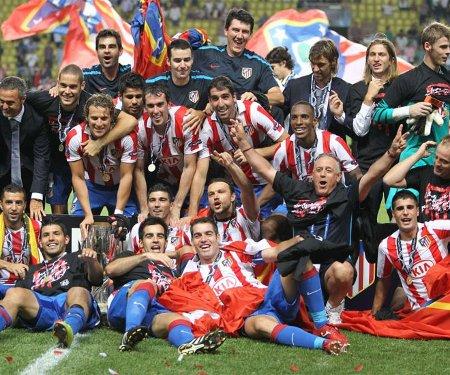 El Atlético de Madrid ha ganado la Supercopa de Europa