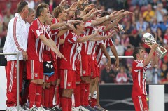 Bundesliga: el Bayern Munich gana la Supercopa al Schalke de Raúl
