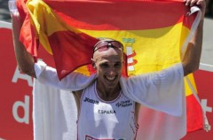 Europeos de atletismo: Chema Martínez logra la medalla de plata en maratón