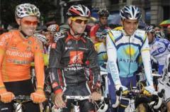 Los líderes del ciclismo español no estarán en la Vuelta a España 2010