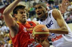 Mundobasket 2010: España comienza con una derrota ante Francia (66-72)