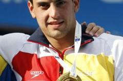 Europeos de natación: Javier Illana, bronce en trampolín de un metro