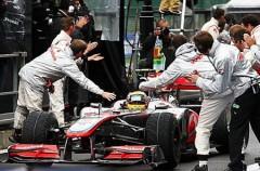 GP de Bélgica de Fórmula 1: Hamilton se impone en una carrera pasada por agua