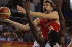 Preparación Mundobasket de Turquía: España pasa por encima de Canadá y la derrota por 84-38