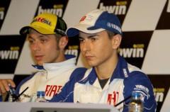 Lorenzo y Rossi ya preparan la carrera de Indianápolis