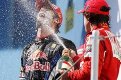 GP de Hungría de Fórmula 1: victoria para Webber, Alonso 2º y De la Rosa 7º