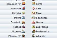 Liga Española 2010/11 2ª División: previa, horarios y retransmisiones de la Jornada 2