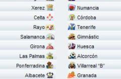 Liga Española 2010/11 2ª División: previa, horarios y retransmisiones de la Jornada 3