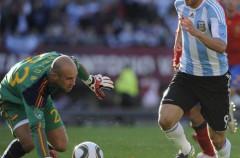 Argentina golea 4-1 a España en el amistoso de Buenos Aires