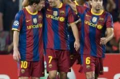 Liga de Campeones 2010/11: repaso del Barça al Panathinaikos, repaso del Valencia al Bursapor