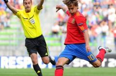 Thiago y Canales llevan a la sub 21 a los playoffs por el Europeo