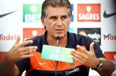 Carlos Queiroz es destituido como seleccionador de Portugal