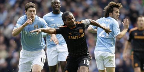 Manchester City rompio la imbatibilidad del Chelsea