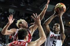 Mundobasket de Turquía 2010: EEUU y Lituania completan las semifinales tras ganar a Rusia y Argentina