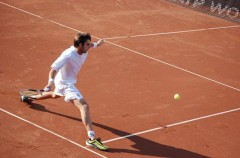 Open de Moselle: Cilic y Simon a cuartos, cae Ljubicic; Open de Rumania: Granollers y Andújar a cuartos de final