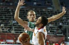 Mundobasket de Turquía 2010: España gana a Eslovenia y peleará por la quinta plaza