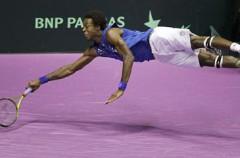 Copa Davis (semifinales): Francia domina a Argentina por 2-0, Serbia y República Checa empatan a uno
