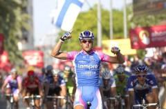 Vuelta a España 2010: Petacchi y sus 20 victorias